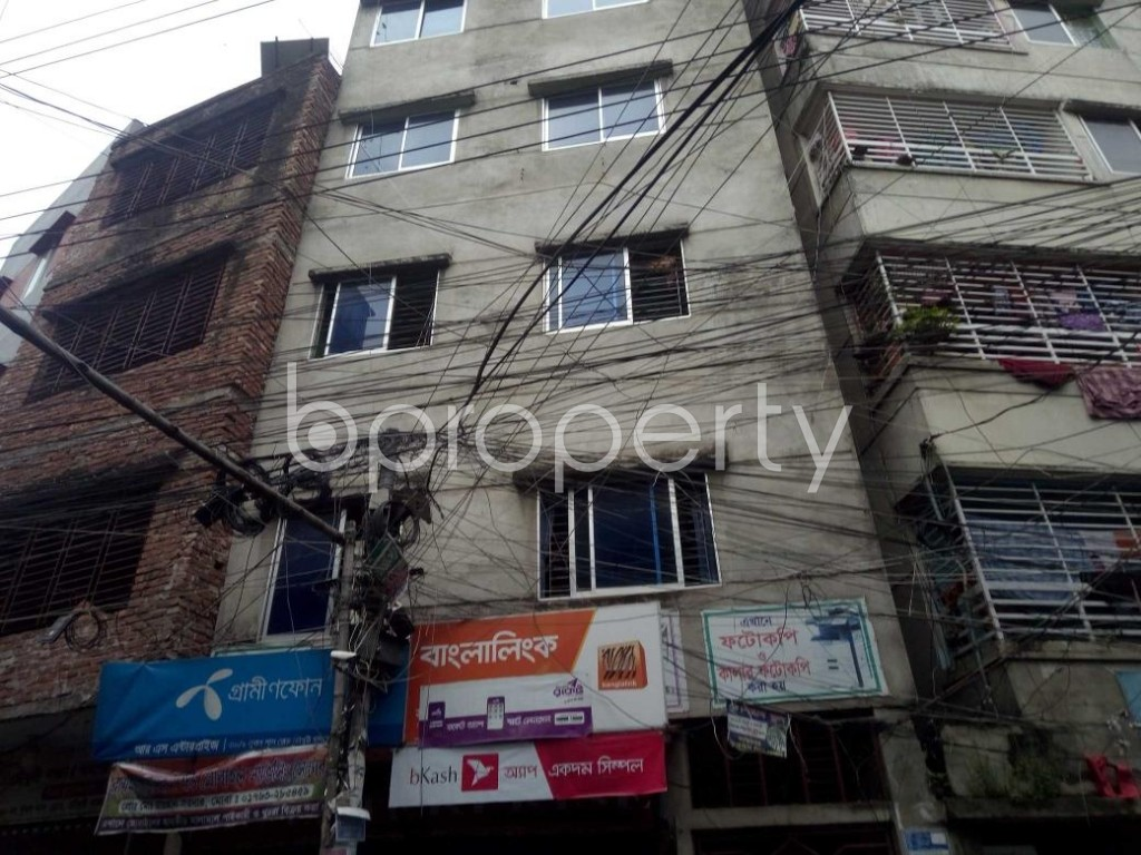 Front view - 2 Bed Apartment to Rent in Lalbagh, Dhaka - 1931410