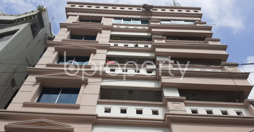 Front view - 4 Bed Apartment to Rent in Gulshan, Dhaka - 1931412
