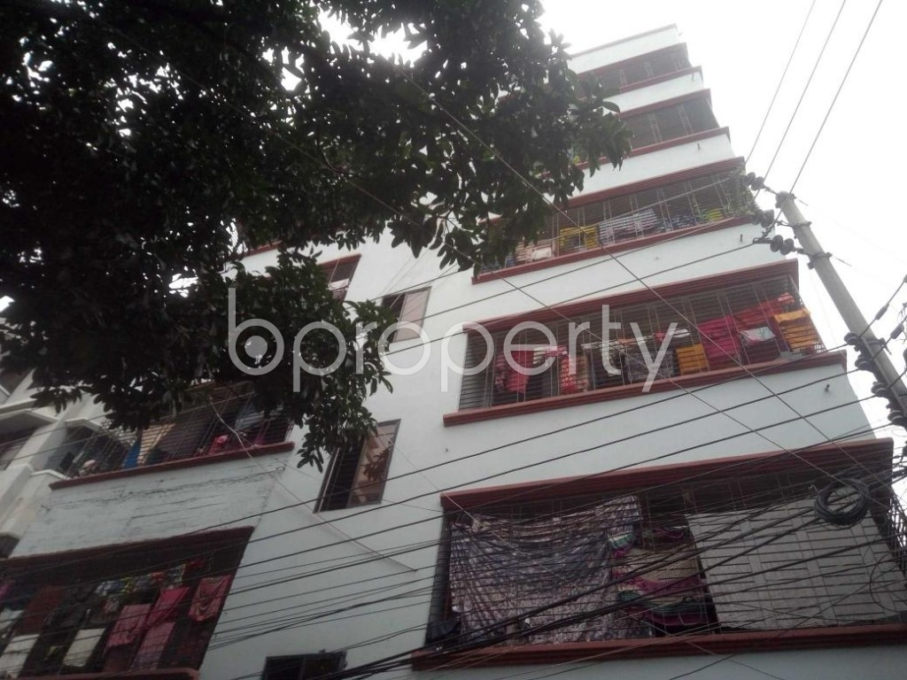 Front view - 3 Bed Apartment to Rent in Mirpur, Dhaka - 1931463