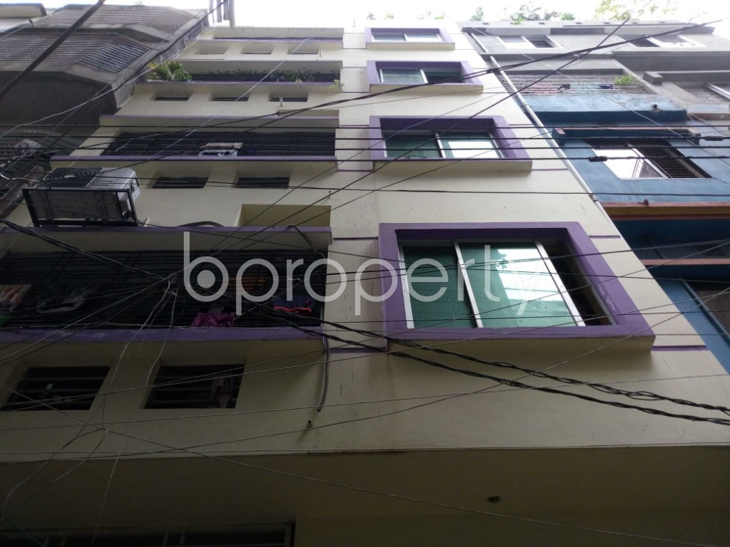 Front view - 3 Bed Apartment to Rent in Mirpur, Dhaka - 1931501