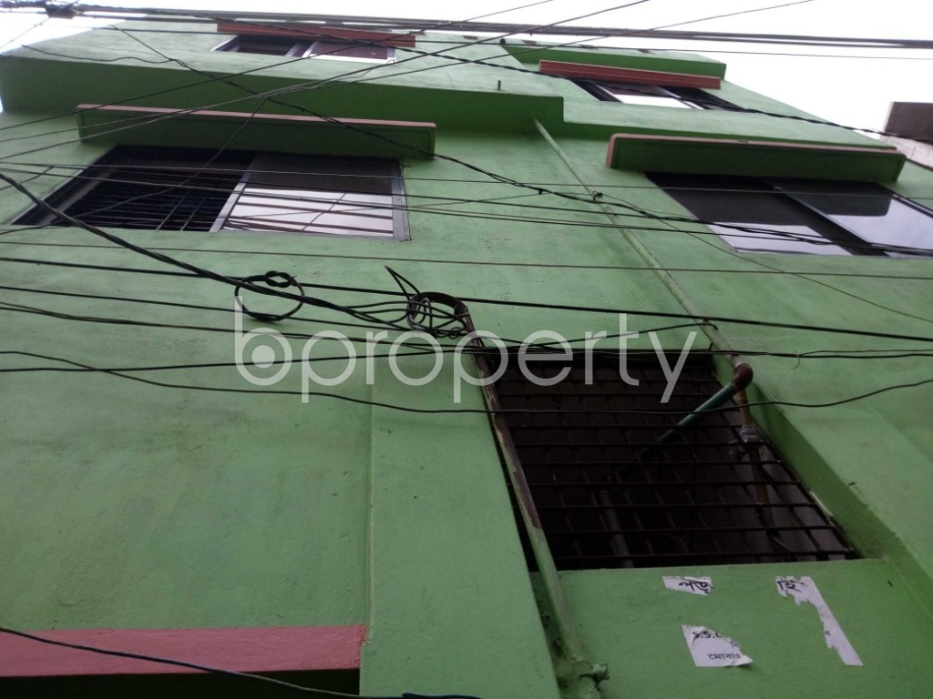 Front view - 3 Bed Apartment to Rent in Mirpur, Dhaka - 1931503