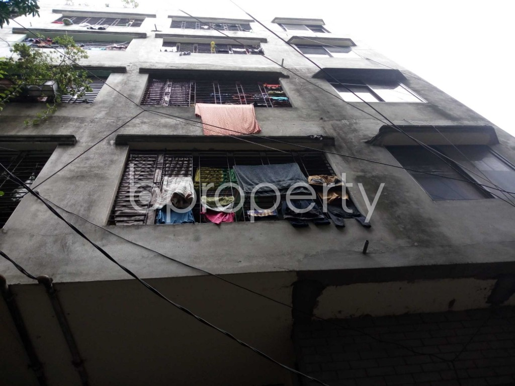 Front view - 3 Bed Apartment to Rent in Mirpur, Dhaka - 1931504