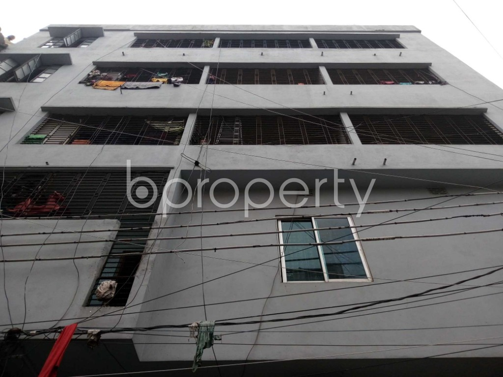 Front view - 2 Bed Apartment to Rent in Mirpur, Dhaka - 1931506