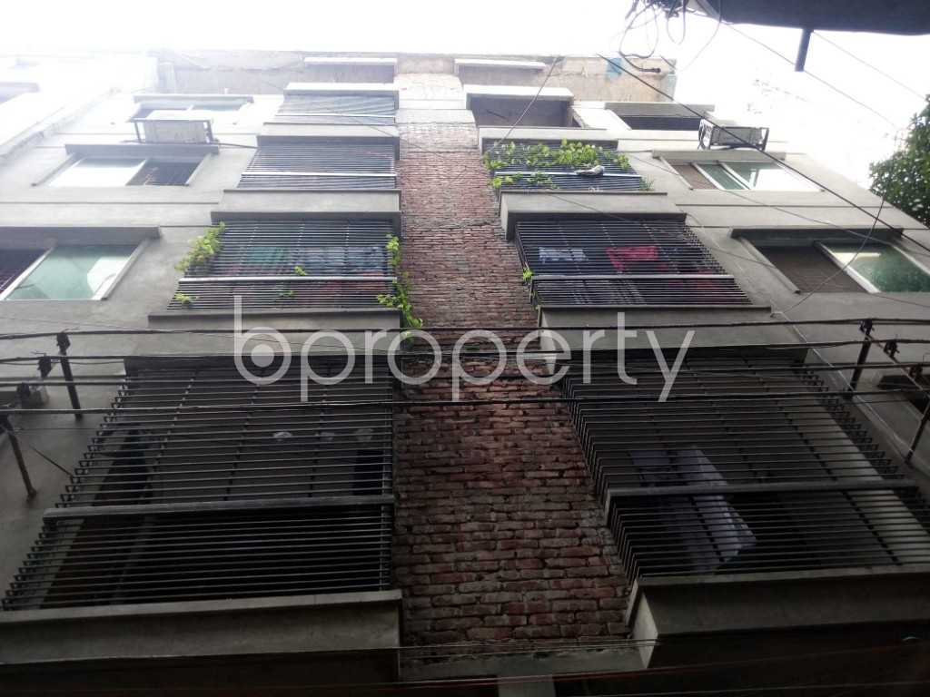 Front view - 2 Bed Apartment to Rent in Mirpur, Dhaka - 1931507