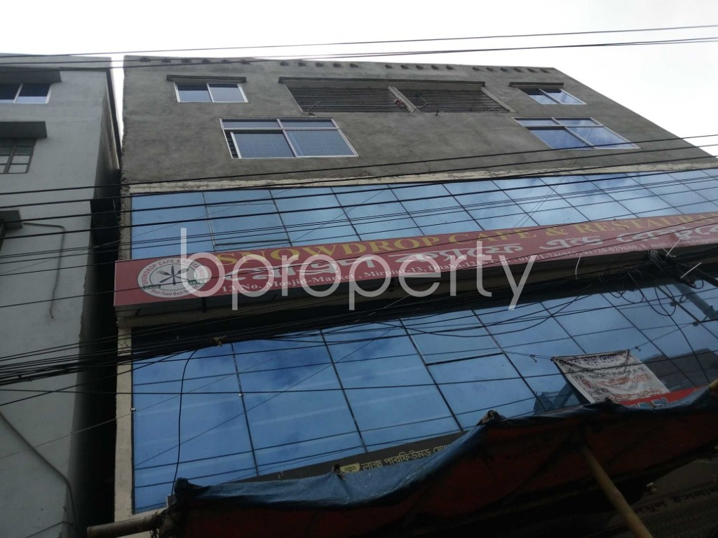 Front view - 3 Bed Apartment to Rent in Mirpur, Dhaka - 1931509