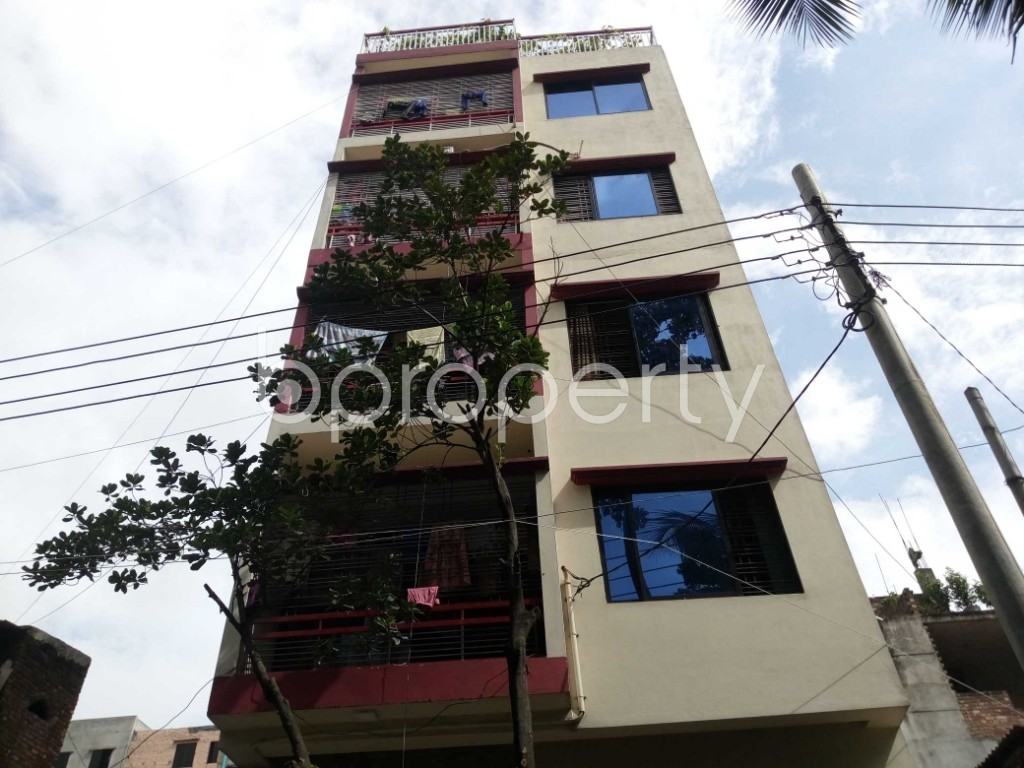 Front view - 2 Bed Apartment to Rent in Mirpur, Dhaka - 1931510