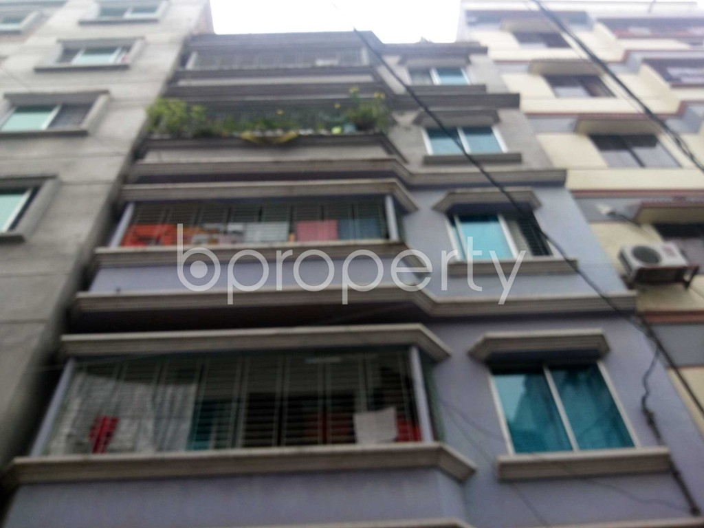 Front view - 2 Bed Apartment to Rent in Mirpur, Dhaka - 1931511