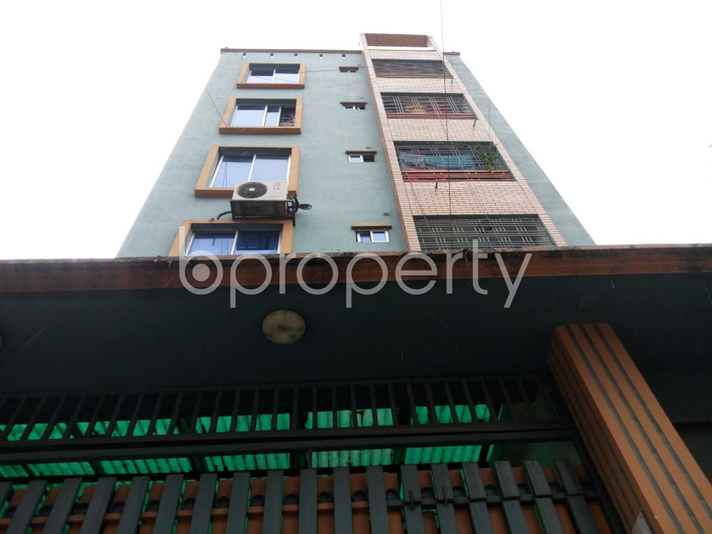 Front view - 2 Bed Apartment to Rent in Mirpur, Dhaka - 1931513