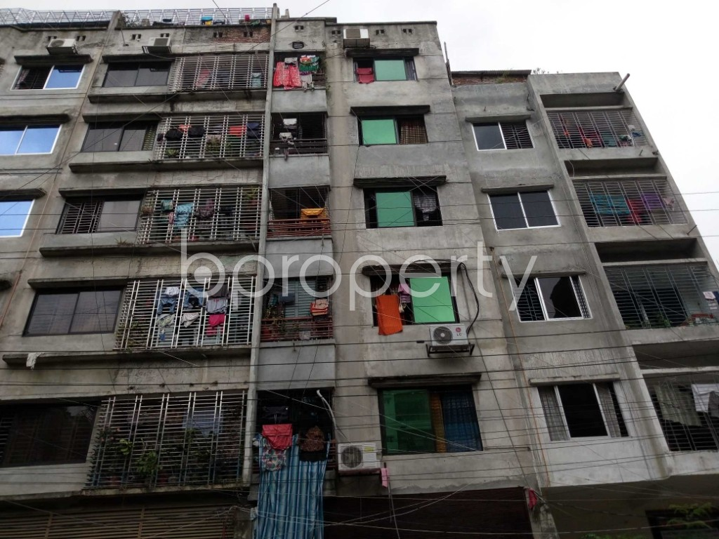 Front view - 2 Bed Apartment to Rent in Mirpur, Dhaka - 1931516