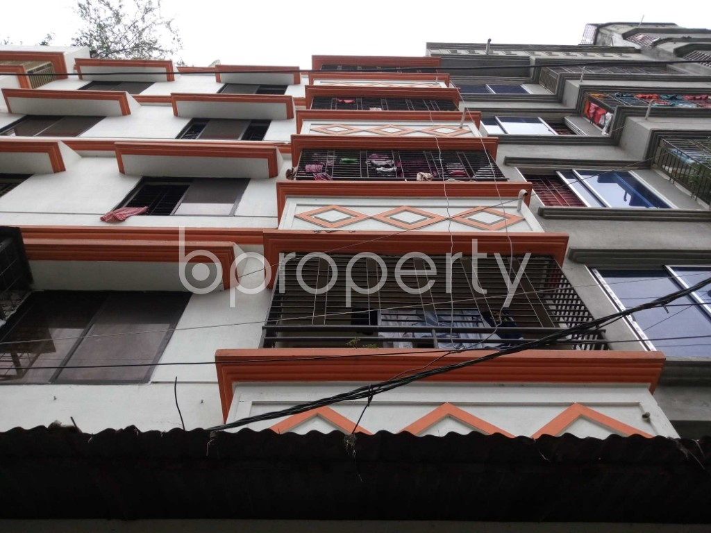 Front view - 3 Bed Apartment to Rent in Mirpur, Dhaka - 1931517