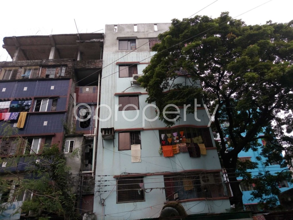 Front view - 2 Bed Apartment to Rent in Mirpur, Dhaka - 1931519