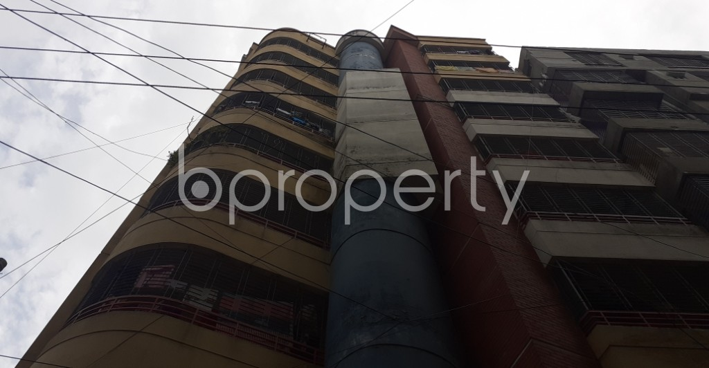 Front view - 3 Bed Apartment for Sale in Tejgaon, Dhaka - 1931538