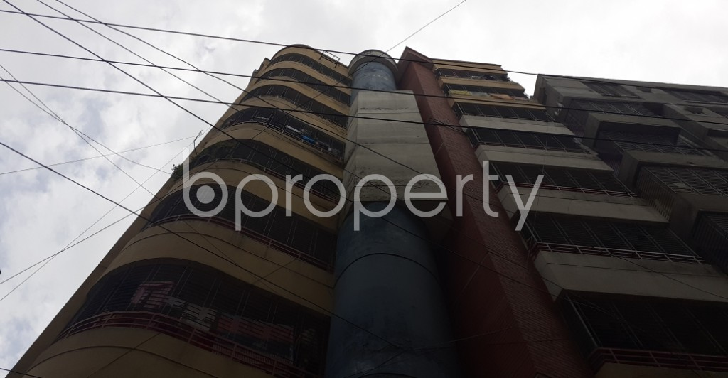 Front view - 3 Bed Apartment for Sale in Tejgaon, Dhaka - 1931539