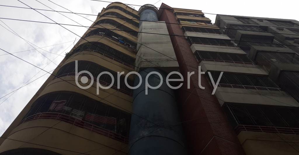 Front view - 3 Bed Apartment for Sale in Tejgaon, Dhaka - 1931540