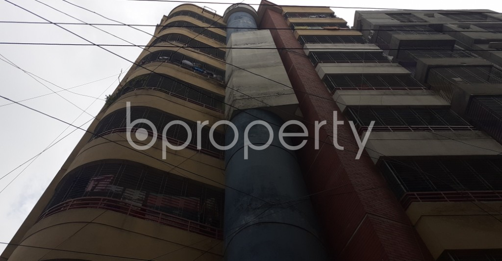 Front view - 3 Bed Apartment for Sale in Tejgaon, Dhaka - 1931542