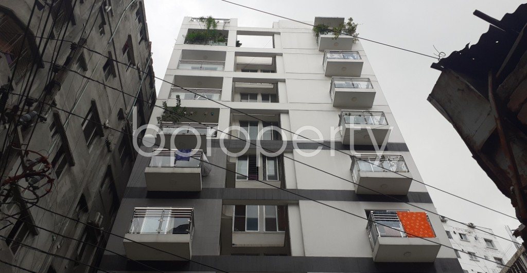 Front view - 4 Bed Apartment for Sale in Tejgaon, Dhaka - 1931544