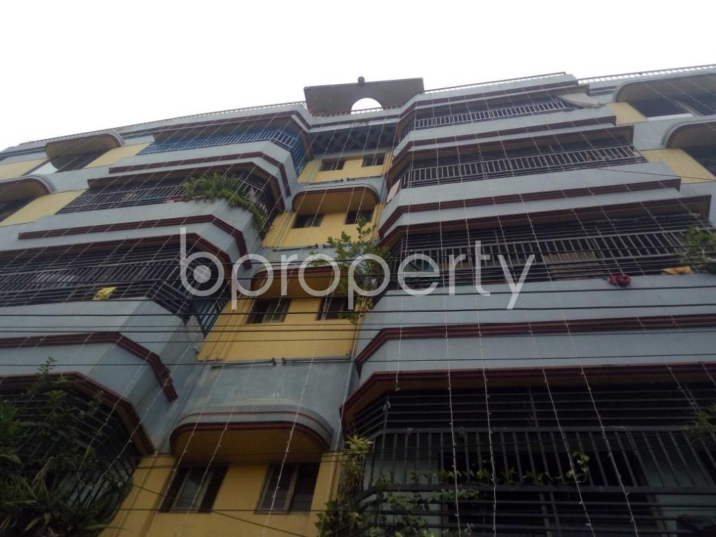 Front view - 2 Bed Apartment to Rent in Bakalia, Chattogram - 1931571