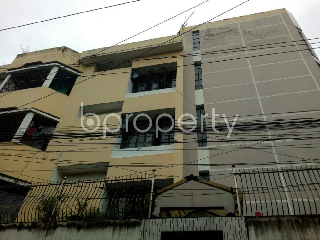 Front view - 2 Bed Apartment to Rent in Double Mooring, Chattogram - 1931572