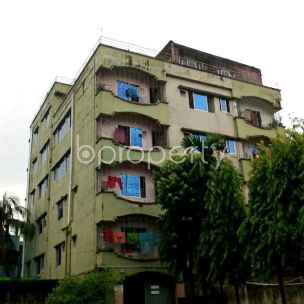 Front view - 2 Bed Apartment to Rent in Double Mooring, Chattogram - 1931573