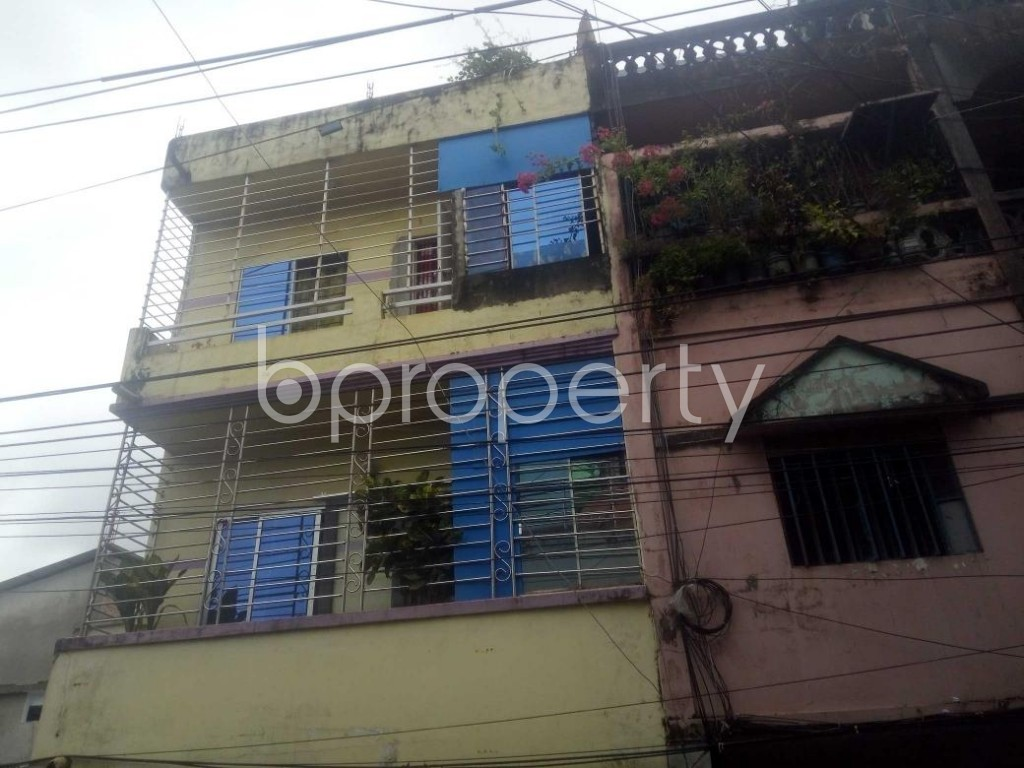 Front view - 1 Bed Apartment to Rent in Bakalia, Chattogram - 1931575
