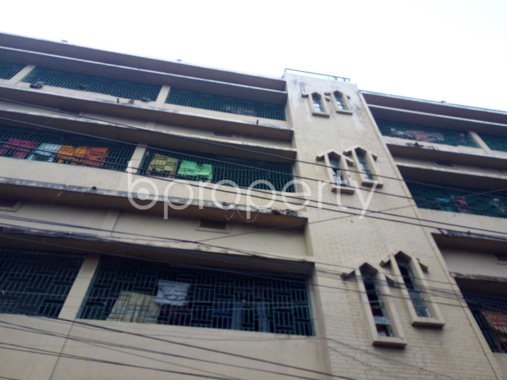 Outside view - 2 Bed Apartment to Rent in Halishahar, Chattogram - 1931579