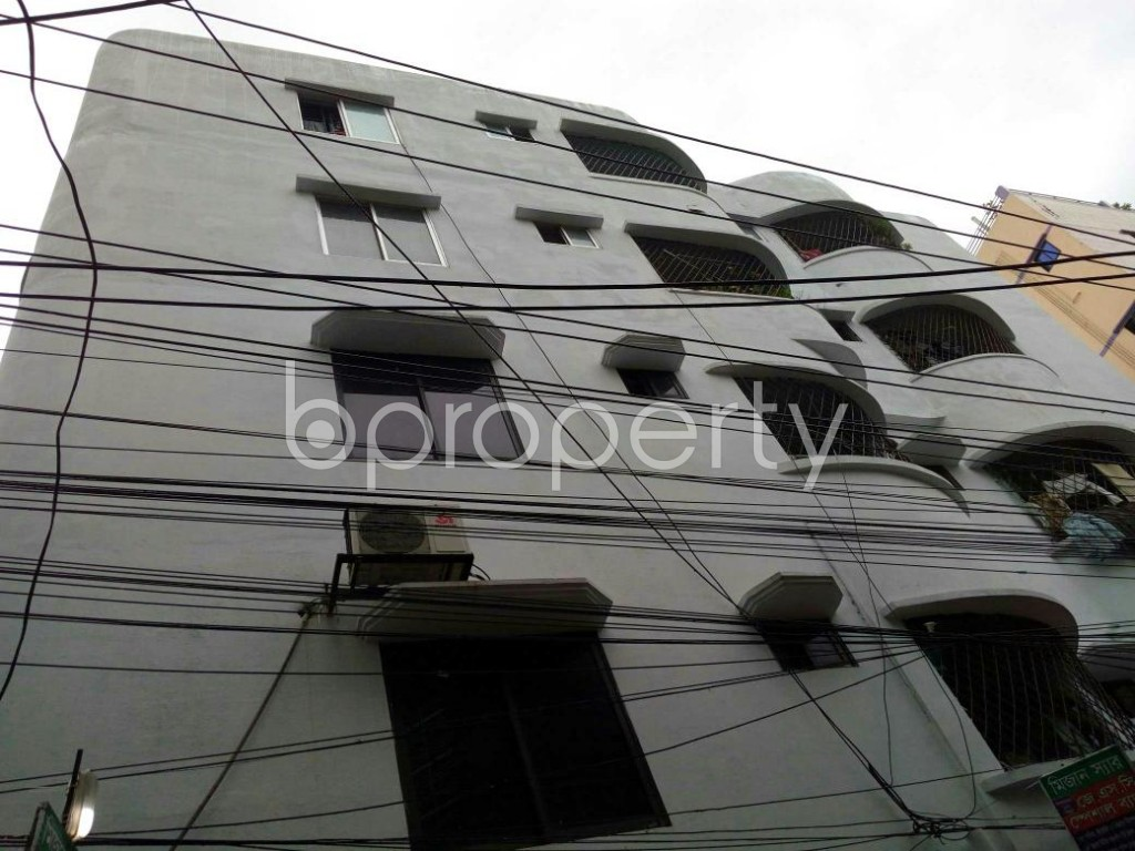 Front view - 2 Bed Apartment to Rent in Double Mooring, Chattogram - 1931581