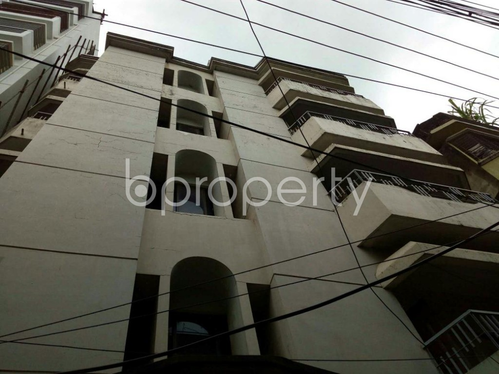 Front view - 3 Bed Apartment to Rent in Double Mooring, Chattogram - 1931582