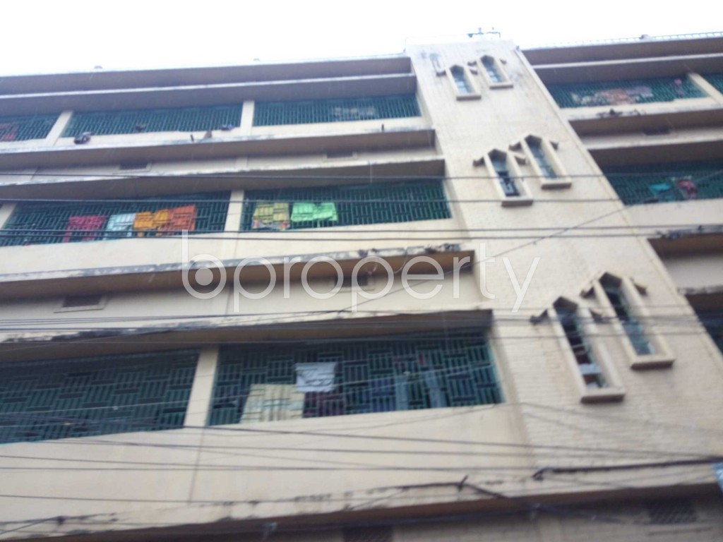 Outside view - 2 Bed Apartment to Rent in Halishahar, Chattogram - 1931588