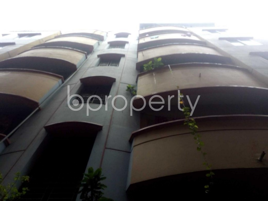 Front view - 2 Bed Apartment to Rent in Bakalia, Chattogram - 1931587