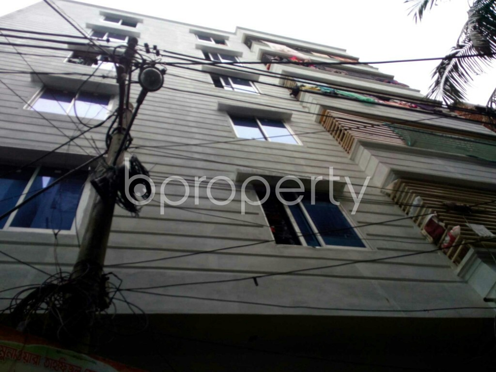Outside view - 2 Bed Apartment to Rent in Bayazid, Chattogram - 1931565