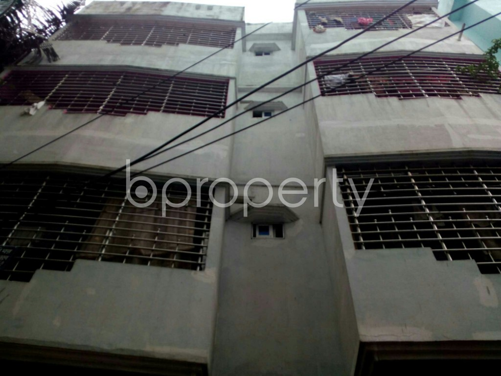 Outside view - 2 Bed Apartment to Rent in Bayazid, Chattogram - 1931566