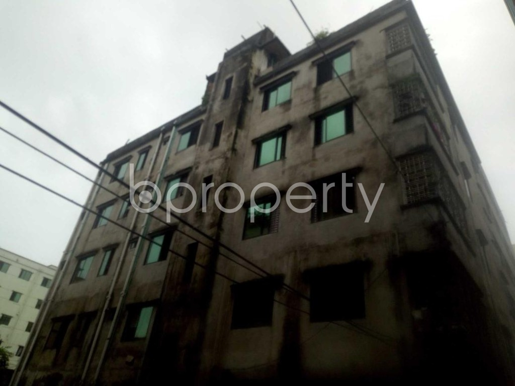 Front view - 2 Bed Apartment to Rent in Bakalia, Chattogram - 1931591