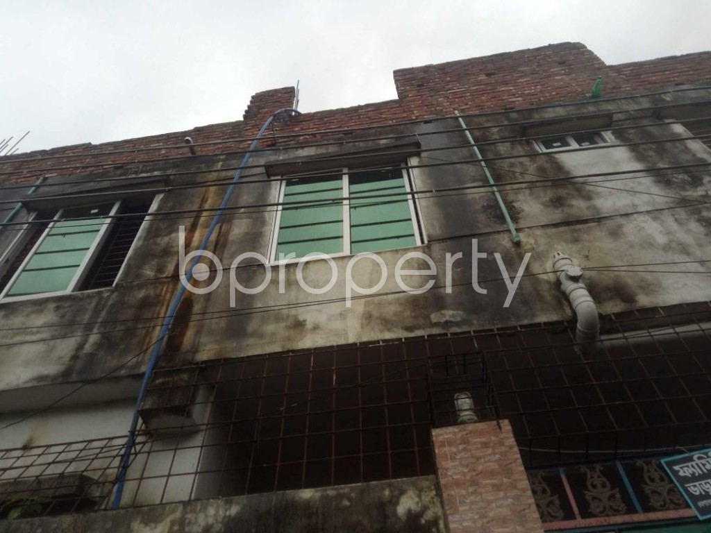 Front view - 2 Bed Apartment to Rent in Bakalia, Chattogram - 1931598