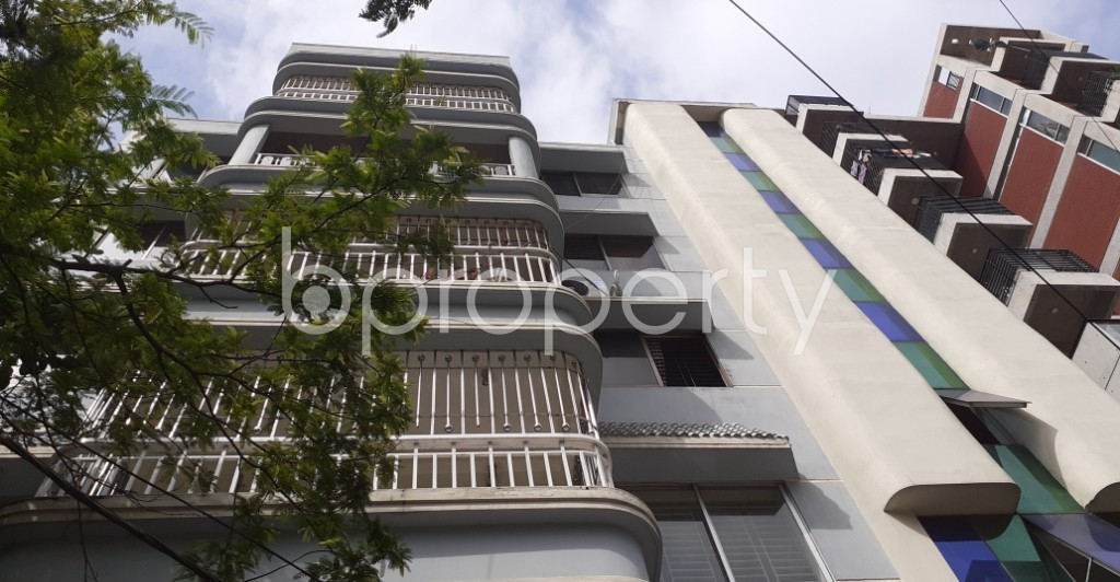 Front view - 4 Bed Apartment to Rent in Uttara, Dhaka - 1931600
