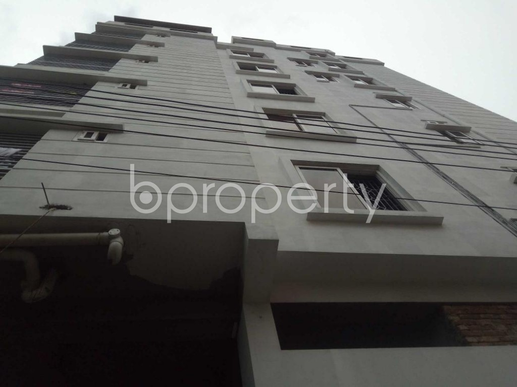 Front view - 2 Bed Apartment to Rent in Bakalia, Chattogram - 1931603