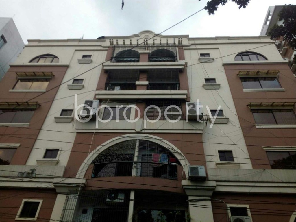 Front view - 3 Bed Apartment for Sale in Gulshan, Dhaka - 1931619