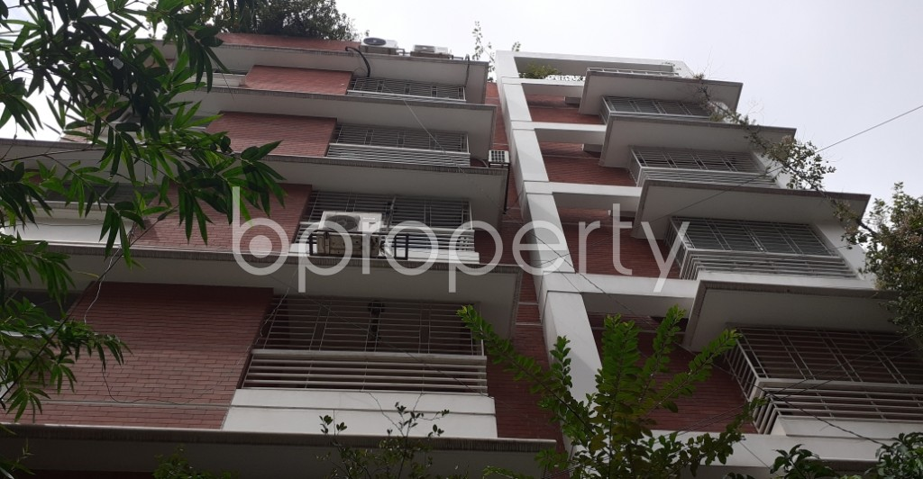 Front view - 4 Bed Apartment to Rent in Uttara, Dhaka - 1931625