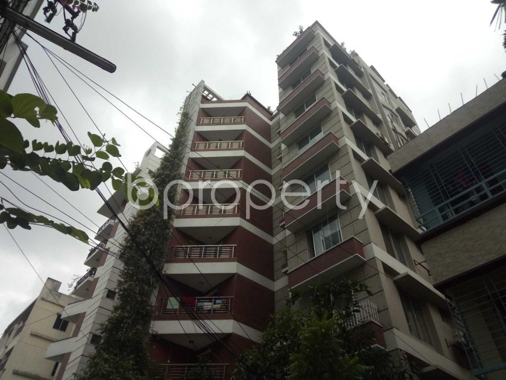 Front view - 2 Bed Apartment to Rent in Bashundhara R-A, Dhaka - 1931633