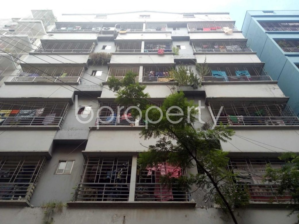 Front view - 3 Bed Apartment to Rent in Uttara, Dhaka - 1931634