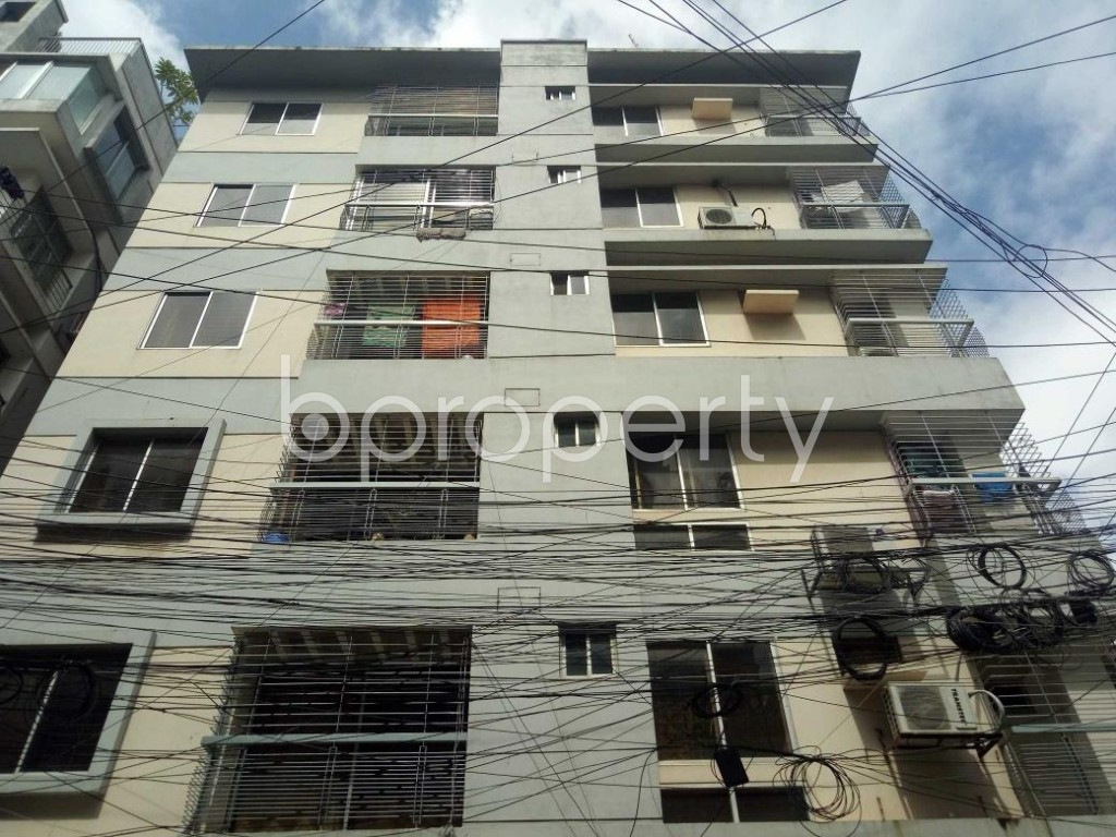 Front view - 3 Bed Apartment to Rent in Uttara, Dhaka - 1931635