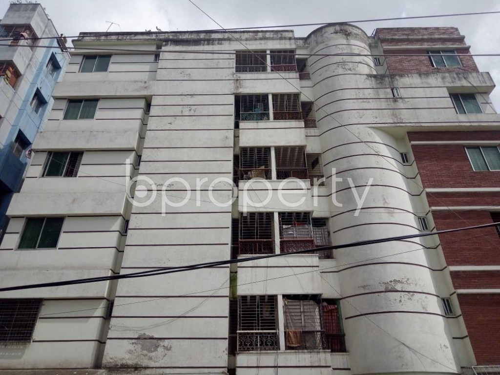 Front view - 3 Bed Apartment to Rent in Uttara, Dhaka - 1931636