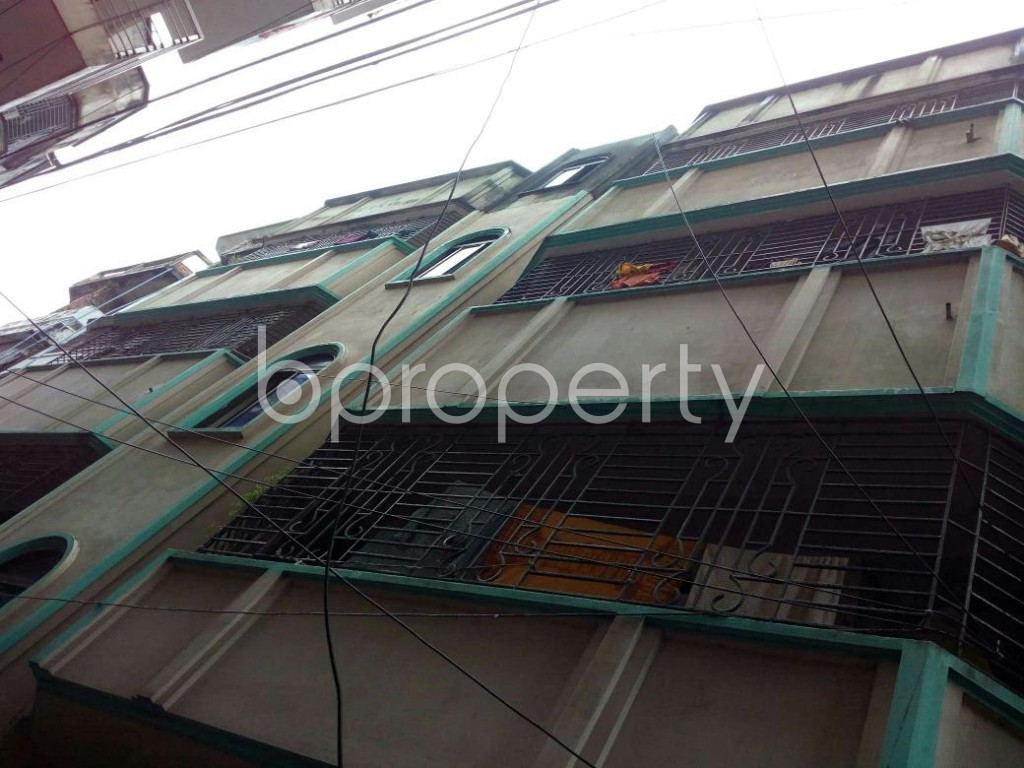Front view - 2 Bed Apartment to Rent in Double Mooring, Chattogram - 1931637