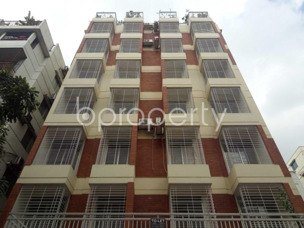 Front view - 3 Bed Apartment to Rent in Uttara, Dhaka - 1931650