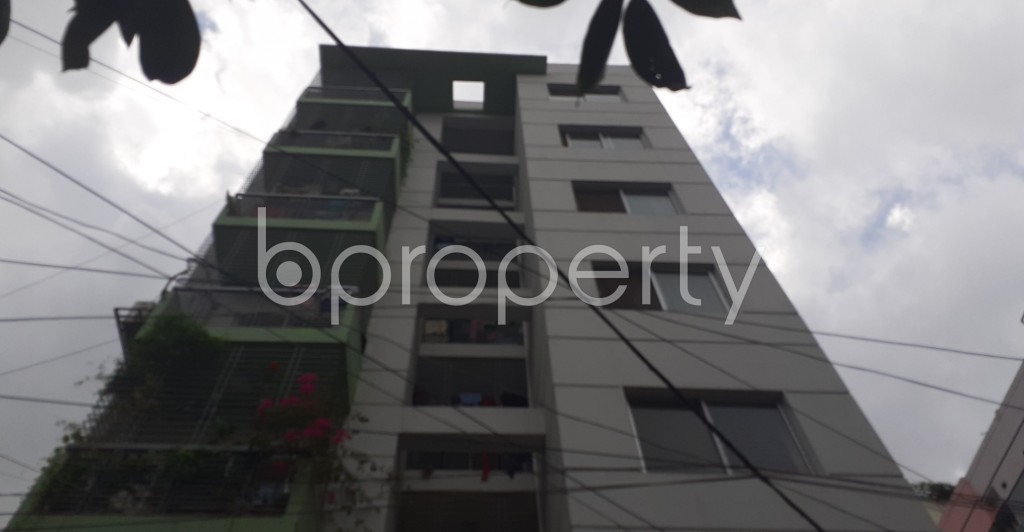 Front view - 3 Bed Apartment to Rent in Mohammadpur, Dhaka - 1931655