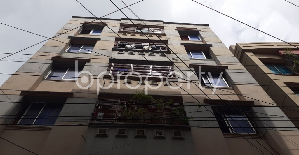 Front view - 3 Bed Apartment to Rent in Mohammadpur, Dhaka - 1931656