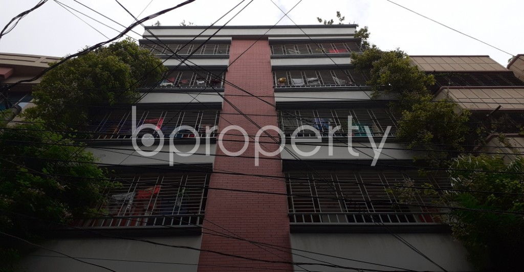 Front view - 2 Bed Apartment to Rent in Mohammadpur, Dhaka - 1931657