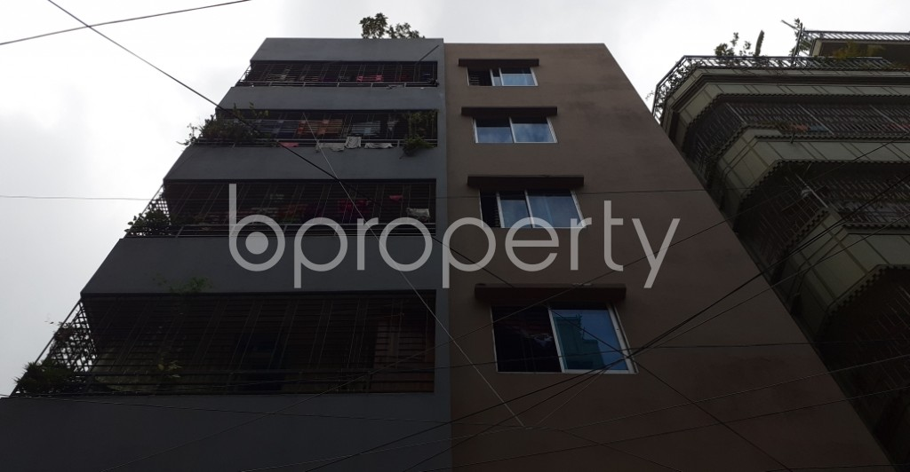 Front view - 2 Bed Apartment to Rent in Mohammadpur, Dhaka - 1931659