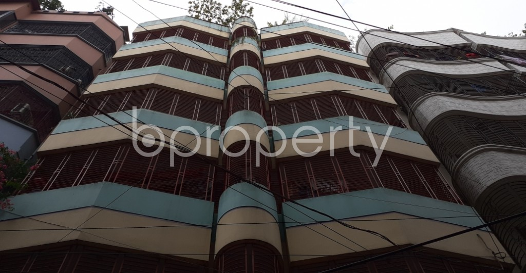 Front view - 2 Bed Apartment to Rent in Mohammadpur, Dhaka - 1931661