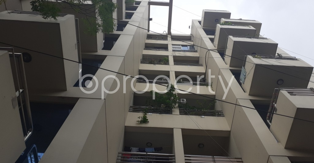 Outside view - 3 Bed Apartment for Sale in Lalmatia, Dhaka - 1931664