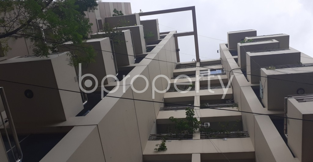 Outside view - 3 Bed Apartment for Sale in Lalmatia, Dhaka - 1931667